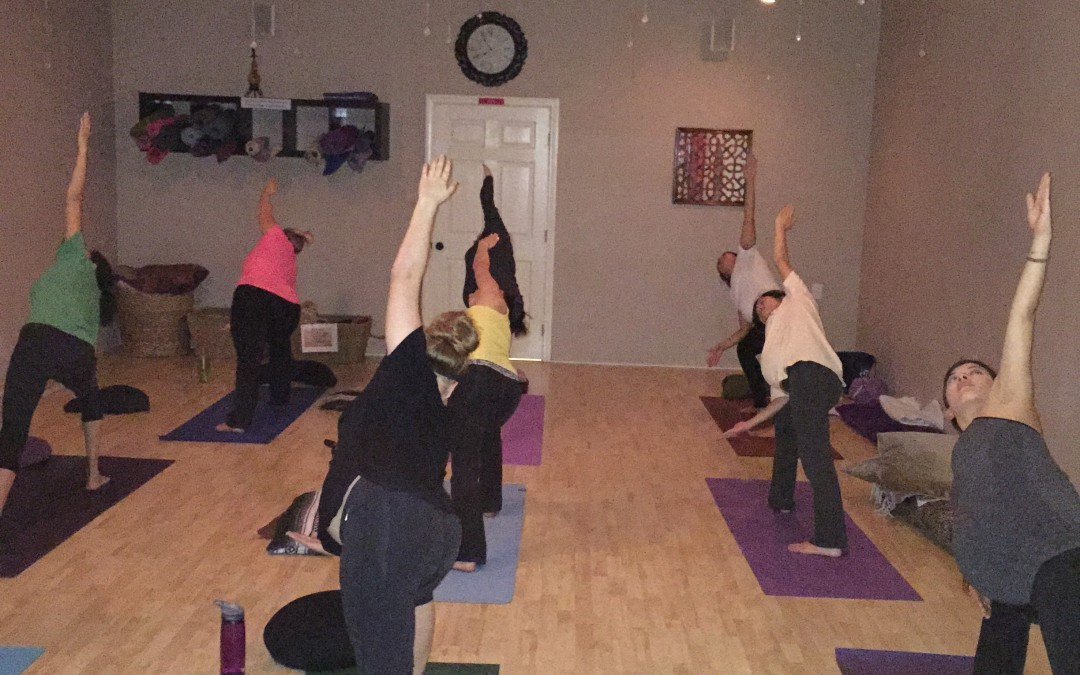 Prenatal Yoga – Wednesday Evenings! Join Us!